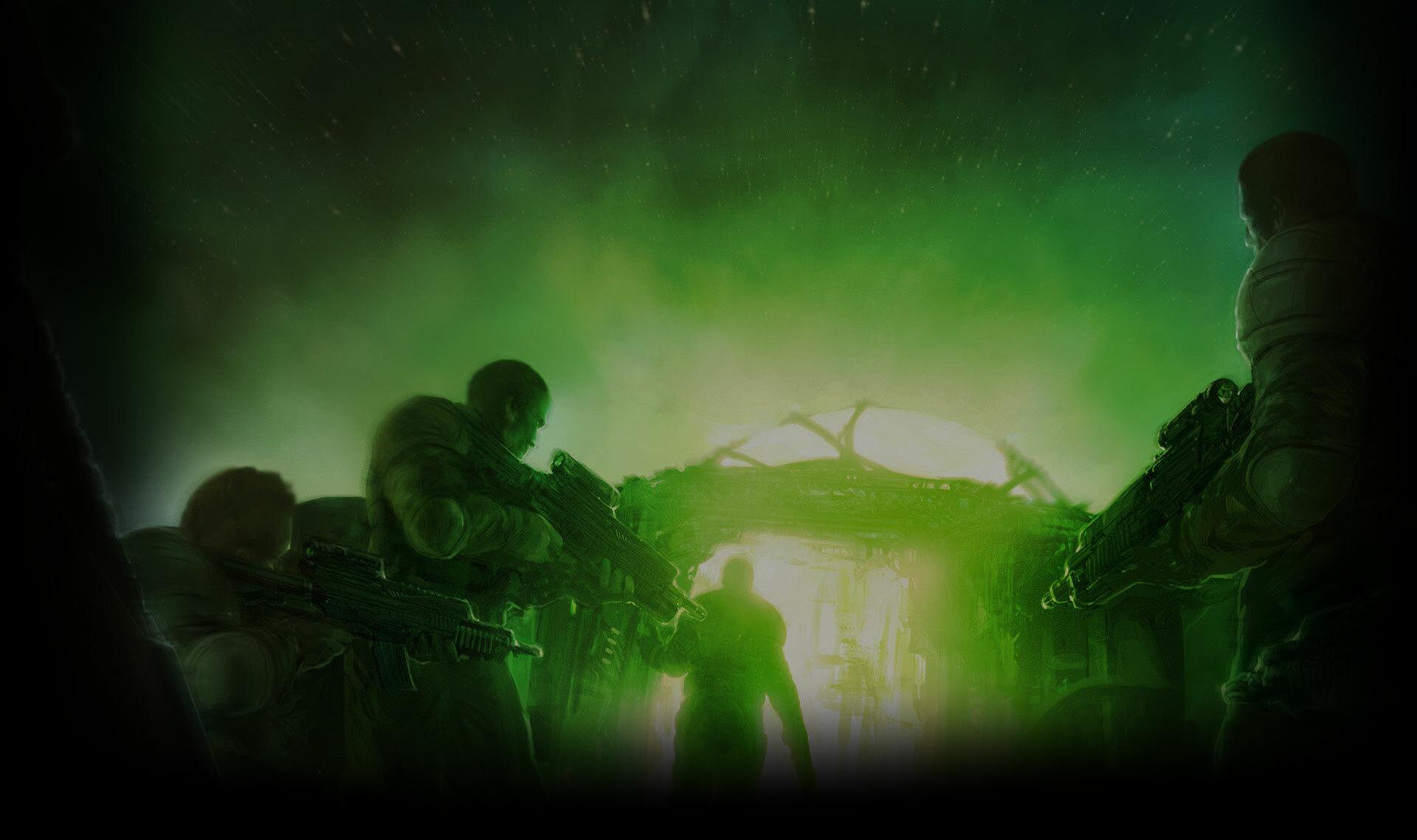 Entering UFO