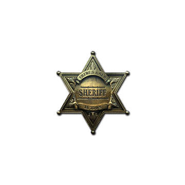 New Sheriff (Foil)