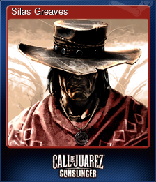 Silas Greaves (Trading Card)