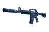 M4A1-S | Bright Water (Minimal Wear)