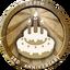 Anniversary - Commemorative Coin (Bronze)