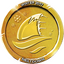 Meltdown - Commemorative Coin (Gold)