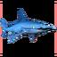 Hammerhead - Blue Lancer