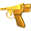 SPP-1 Pistol - Gold