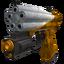 P-11 Pistol - Halftone