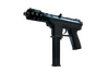 StatTrak™ Tec-9 | Blue Titanium (Factory New)