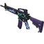 Skin: Lightning AR15