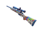 Skin: Graffiti Hunting Rifle
