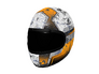 Skin: Orange Racing Helmet