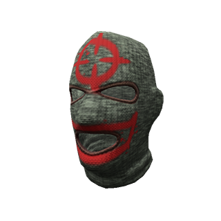 Happy Target Ski Mask