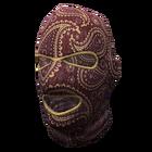 Paisley Ski Mask