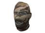Skin: Brown Camo Ski Mask