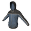 Skin: Blue and Black Hoodie