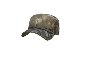 Camo Gray Trucker Cap