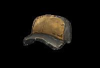 Black and Yellow Cap