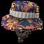 Floral Boonie Hat