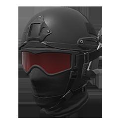 Heavy Assault Full Helmet