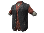 Skin: Eagle Flannel Vest