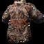 Skin: Paisley Flannel Shirt