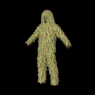 Woodland Ghillie Suit