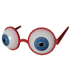 Evil Clown Glasses