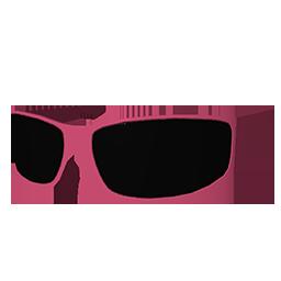 Pink Biker Shades