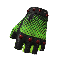 Skin: Toxic Gloves