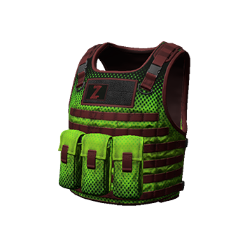 Toxic Body Armor