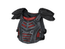 Skin: Gray and Red Armor