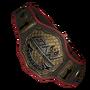 EZW Armored Championship Belt