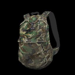 Skin: Camouflage Backpack