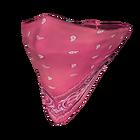 Pink Face Bandana