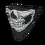 Skin: Skull Face Bandana