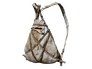 Skin: Animal Hide Framed Backpack