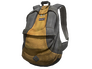 Skin: Grey and Yellow Backpack