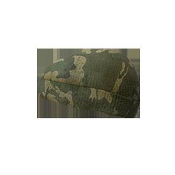 720387244 Skin: Green Camo Beanie   H1Z1 Items