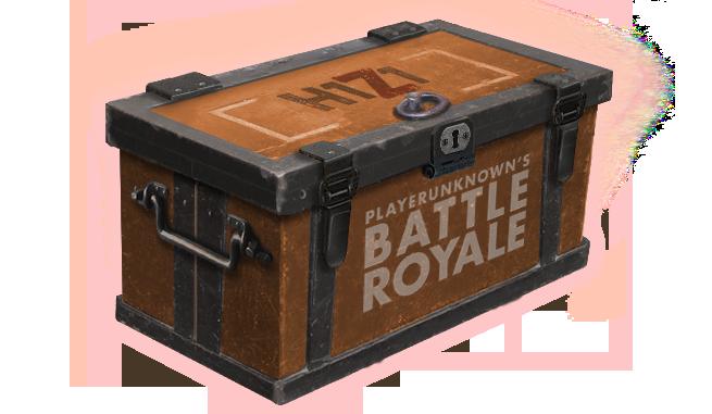 Vigilante Crate