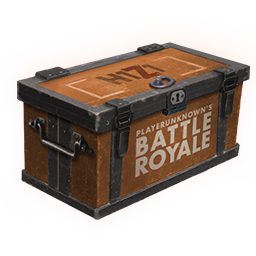 Locked Battle Royale Wearables Crate