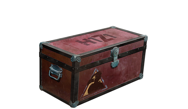 Wasteland Crate