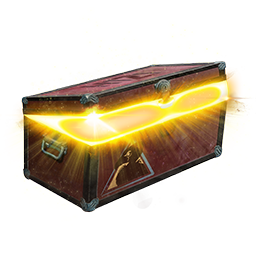Gold Wasteland Crate