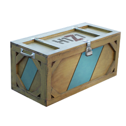 Alpha Launch Crate