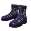 Skin: Purple Boots
