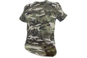 Marsh Camo T Shirt