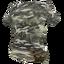 Skin: Marsh Camo T-Shirt