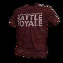 Red Battle Royale T-Shirt