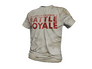 Skin: White Battle Royale T-Shirt