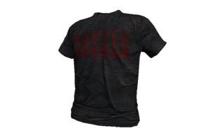Black Battle Royale T Shirt