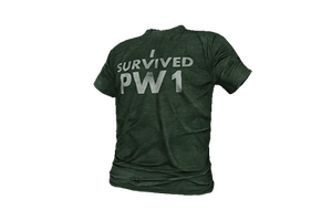 Pw1 Survivor T Shirt