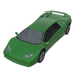 Green Racer