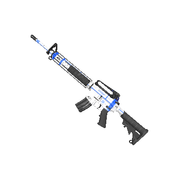 AR-15 Skins - H1Z1 Showcase JustSurvive